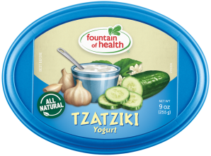 Yogurt Tzatziki